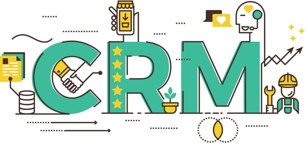 چیزهایی که CRM به کسب و کار شما اضافه میکند.