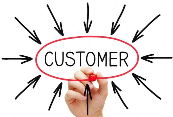 تاثیر بر رفتار مشتریان