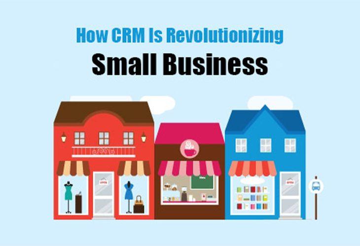 دلیل نیاز کسب و کار های کوچک به CRM