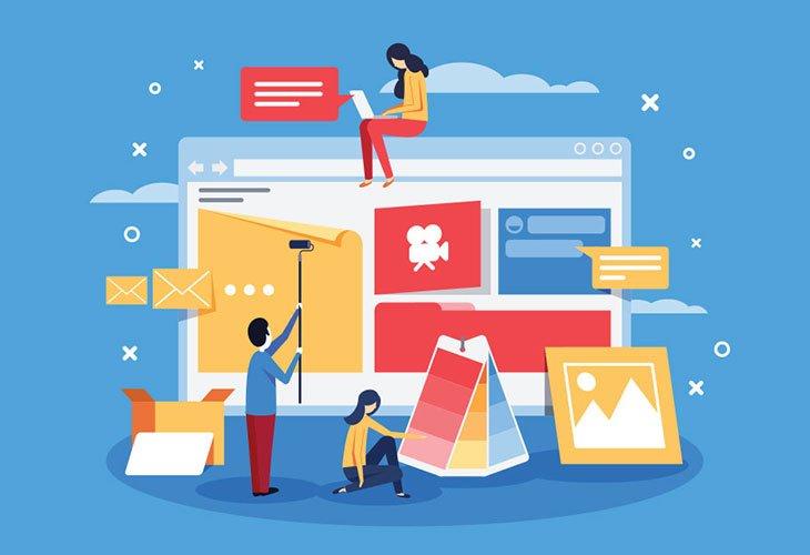 وب سایت خود را از نو طراحی کنید