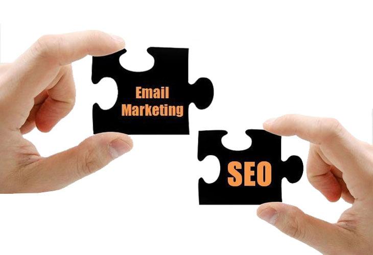 بازاریابی ایمیلی و سئو