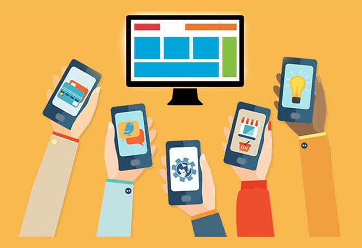 نکات بهینه سازی وب سایت برای گوشی های هوشمند