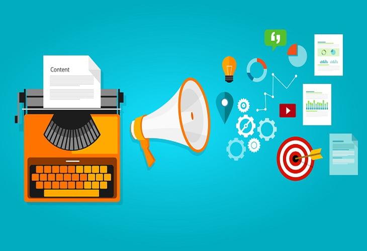 چگونگی استفاده از بازاریابی محتوا برای موفقیت در روابط عمومی