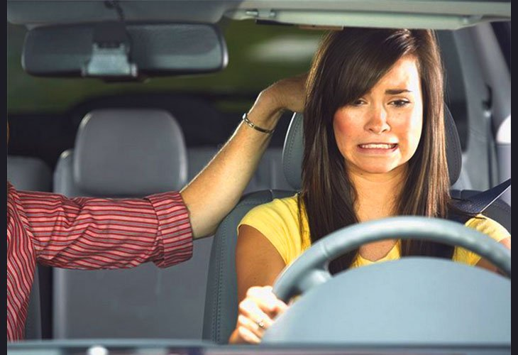 نحوه غلبه بر فوبیا یا هراس از رانندگی