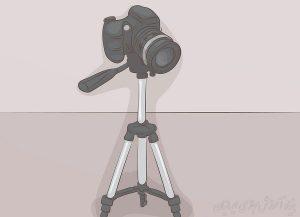نحوه عکاسی از چشـم از نمای نزدیک