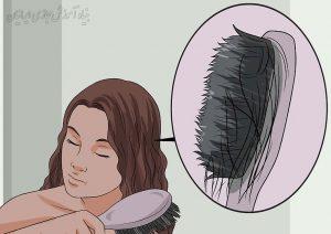نحوه کاهش ریزش مو