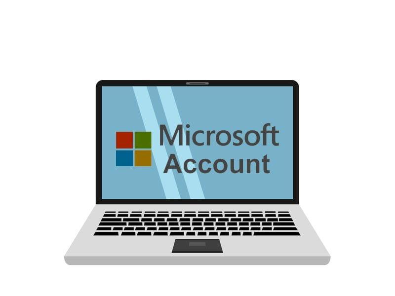 ایجاد یک حساب کاربری در مایکروسافت