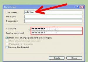 نحوه اضافه کردن کاربر جدید وقتی که رایانه تان تحت کنترل دامنه کار می کند.